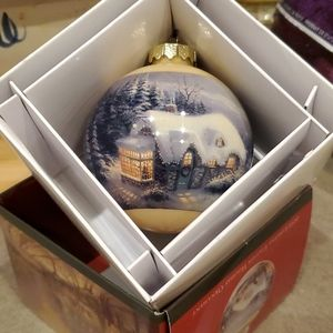 2011 Thomas Kinkade Ornament